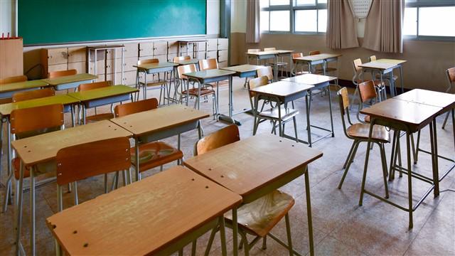 Okullar kapalı