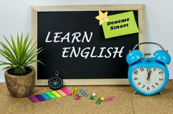 2.Sınıf İngilizce Tarama Testi