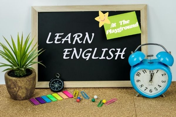 2.Sınıf İngilizce At The Playground Ünite Testi