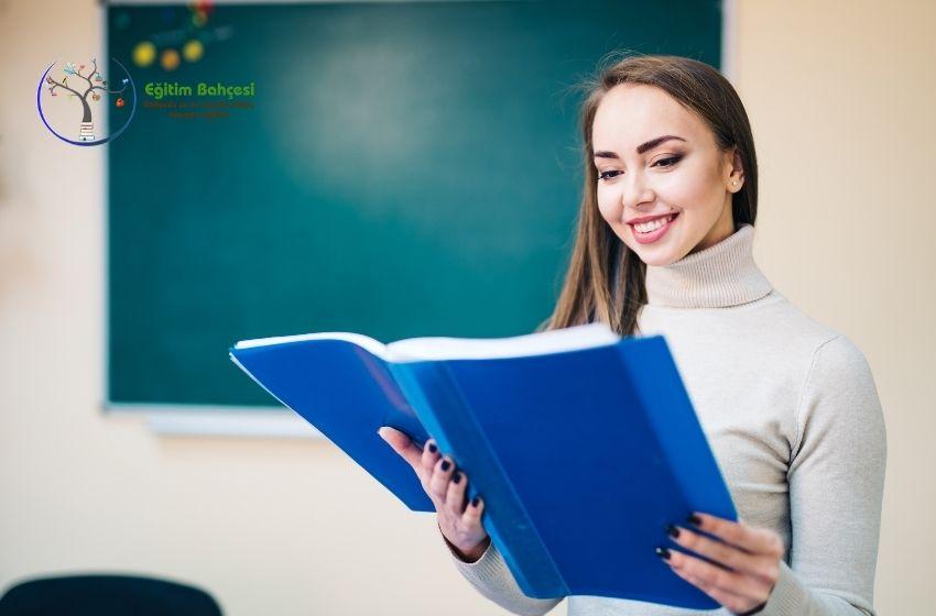Öğretmen Dosyasında Bulunması Gerekenler