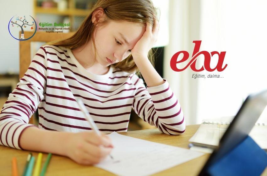 Uzaktan Eğitimde EBA'da Yaşanan Sıkıntılar