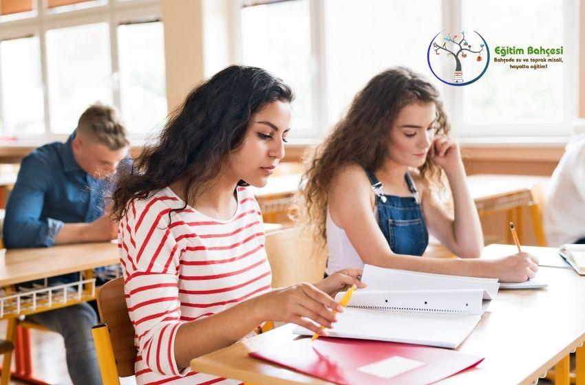 Ortaöğretim Başarı Puanı Hesaplama