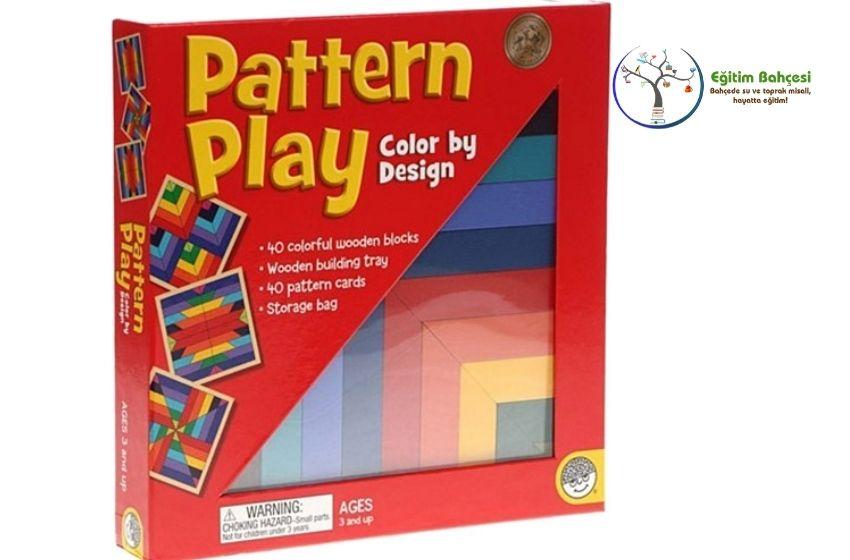 Pattern Play Oyunu İle Desen Çalışmaları